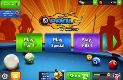 تحميل لعبة 8 ball pool مهكرة كوينز 2021