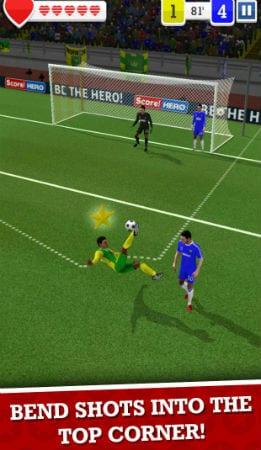 تحميل سكور هيرو مهكرة 2021 – لعبة score hero مهكرة للاندرويد