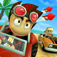 Beach Buggy Racing مهكرة