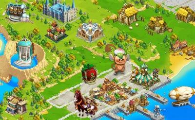 تحميل لعبة family farm مهكرة للاندرويد اخر اصدار