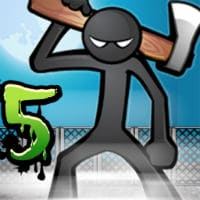 anger of stick 5 مهكرة