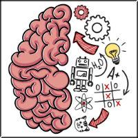 Brain Test مهكرة