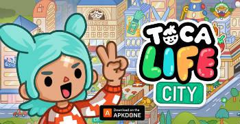 تحميل لعبة toca life: city مجانا